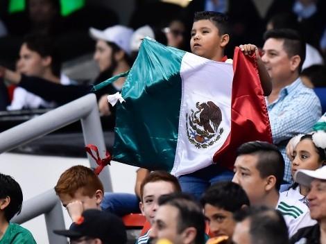 Aforo reducido para los partidos de México ante Canadá y Honduras