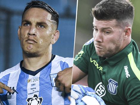 VER EN VIVO Racing Club vs. Talleres de Córdoba HOY por la Liga Profesional: horario y canales de TV