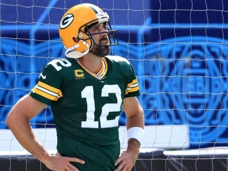 Aaron Rodgers y su mensaje de calma para los fanáticos de los Packers