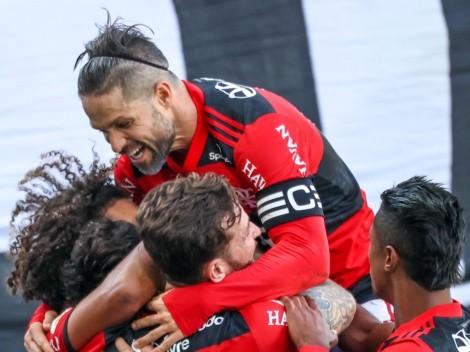 Arbitragem definida para o duelo da Copa Libertadores entre Flamengo e Barcelona (EQU)