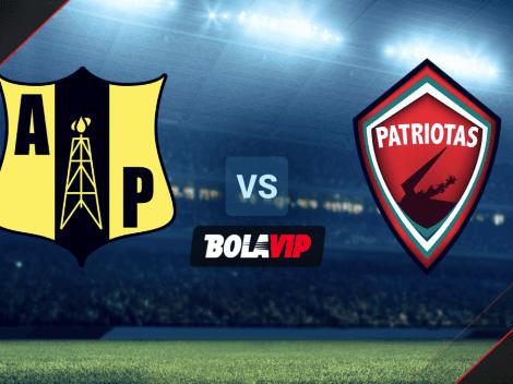 EN VIVO: Alianza Petrolera vs. Patriotas por la Liga Betplay