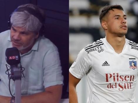Guarello se refiere a la titularidad de Iván Morales con la llegada de Chris Santos