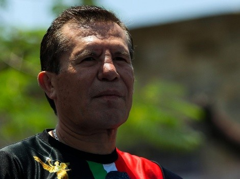 Julio César Chávez se enfadó en un restaurante y casi termina a los golpes