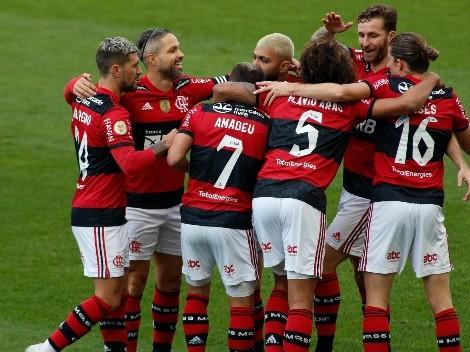 CBF marca dois jogos adiados do Flamengo para o início de novembro; confira