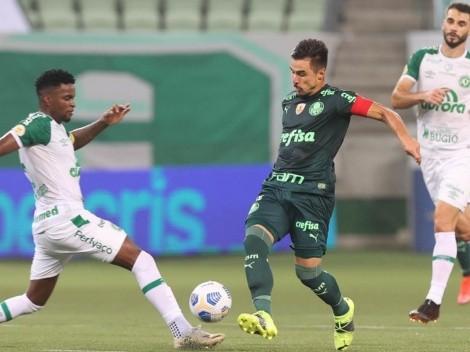 Campeonato Brasileiro: Chapecoense x Palmeiras; prognóstico dessa partida da 21ª rodada