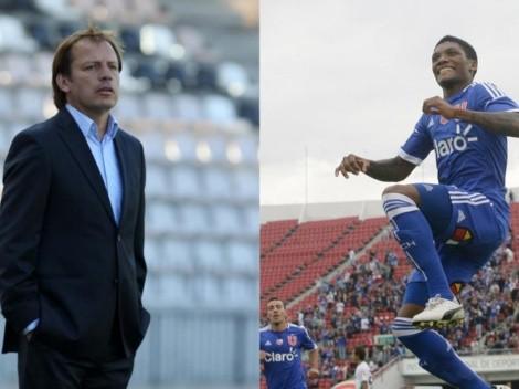 Rivas revela la importancia que tiene Fernandes para la U