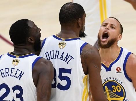 La peor pesadilla de Golden State Warriors es un viejo conocido