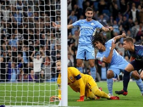 Pai de zagueiro do City morre logo após jogador marcar primeiro gol na Champions