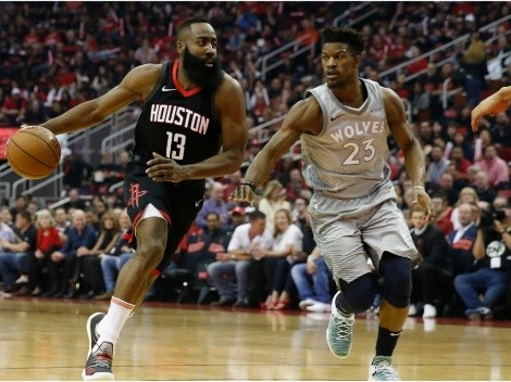 Jimmy Butler explains why James Harden is the most unstoppable scorer in the NBA