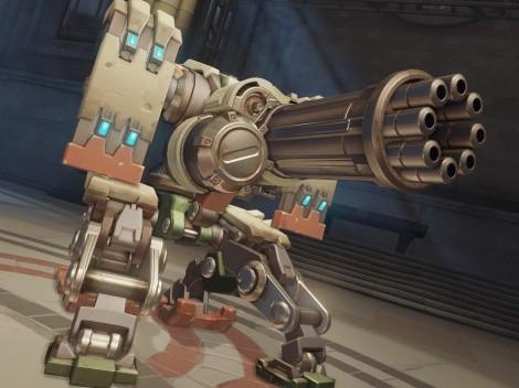 Blizzard presenta el nuevo look de Bastion en Overwatch 2