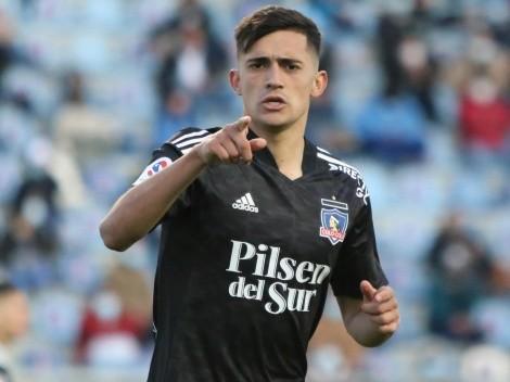 Colo Colo va a ejercer la opción de compra de Pablo Solari