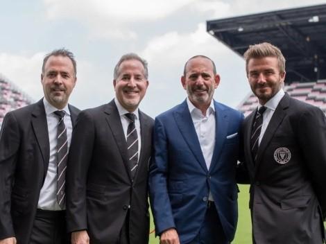 David Beckham aumenta participación en propiedad de Inter Miami