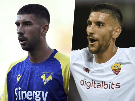 EN VIVO: Hellas Verona vs. Roma por la Serie A
