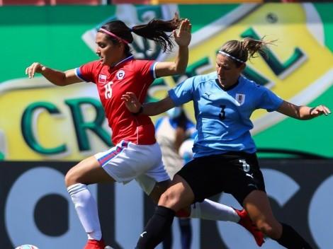 Chile consigue empate en el último minuto frente a Uruguay