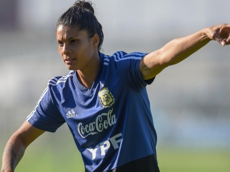 Sole Jaimes, tras los pasos de Maradona: nueva jugadora de Nápoli