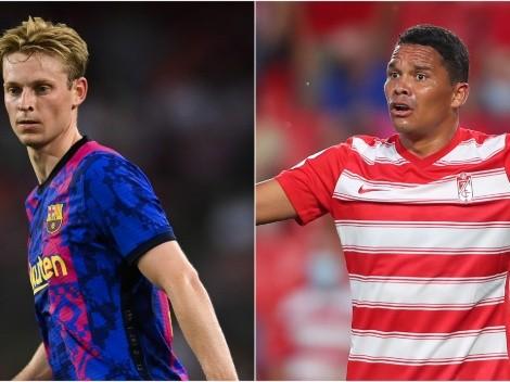 Barcelona vs Granada: Date, Time, and TV Channel in the US for 2021-2022 La Liga