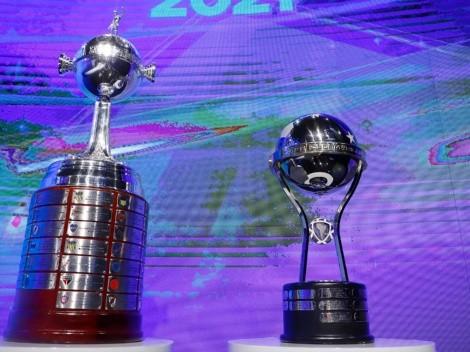 Boca afuera, River adentro: así está la tabla de clasificación a la Copa Libertadores 2022