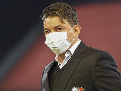 Gallardo tiene una sola duda en los once de River para recibir a Arsenal