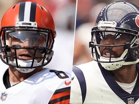 EN VIVO: Cleveland Browns vs. Houston Texans | Pronóstico, horario, streaming y canal de TV para ver EN DIRECTO ONLINE la Semana 2 de la NFL 2021