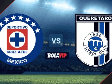 Cómo ver Cruz Azul vs. Querétaro por la Liga MX | Hora y canal de TV en el Estadio Azteca | J9 Apertura 2021