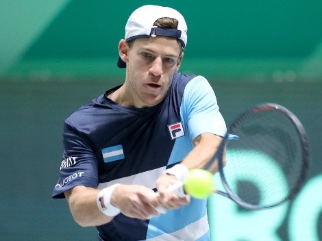 Qué canal transmite Diego Schwartzman vs. Daniil Ostapenkov por la Copa Davis