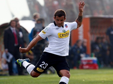 Esteban Abarzúa pide repudio de Colo Colo a actitud de Emiliano Vecchio