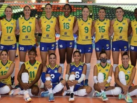 Brasil duela com o Chile nesta sexta-feira