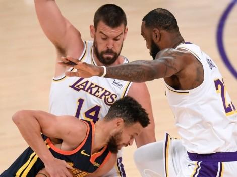 La estrella de Lakers que tenía todo acordado para llegar a Warriors