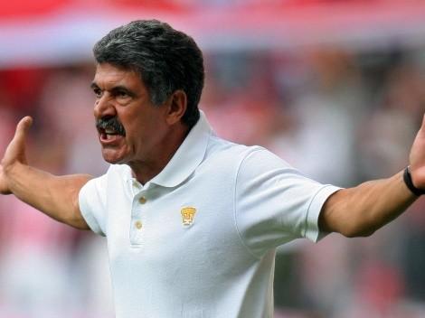 Juan Carlos Vera describe al Tuca Ferretti como un tirano y lo acusa de su salida de Pumas
