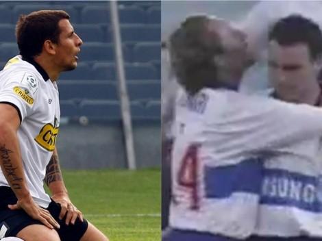"""Barticciotto califica como """"fuera de lugar"""" lo de Vecchio y recuerda su gol triste"""