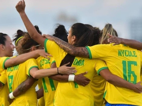 Brasil vence Argentina em jogo preparatório