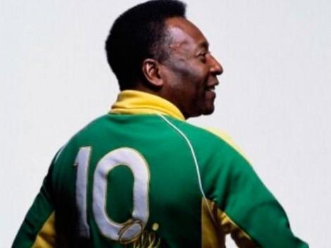 El mensaje alentador de Pelé en sus redes sociales sobre su salud