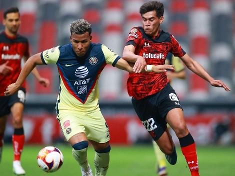 VER en USA | Toluca vs. Club América EN VIVO ONLINE: Pronóstico, fecha, horario, streaming y canal de TV para ver EN DIRECTO la Liga MX