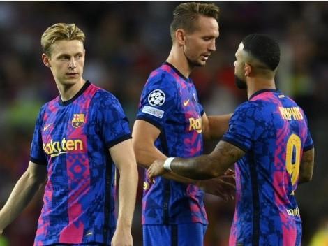 Barcelona: los diseños de las camisetas para la temporada 2022-23