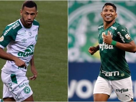 Chapecoense x Palmeiras: data, hora e canal para assistir AO VIVO à partida do Brasileirão