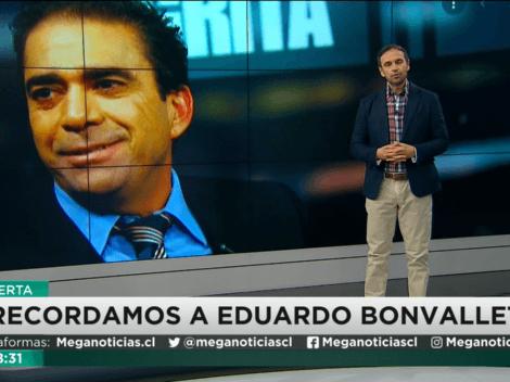 El sentido homenaje de Rodrigo Sepúlveda a Eduardo Bonvallet