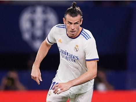 Real Madrid: confirman el tiempo de baja de Gareth Bale tras su lesión