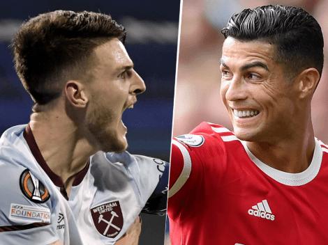 VER en USA   West Ham vs. Manchester United: Pronóstico, fecha, hora, streaming y canal de TV para ver EN VIVO ONLINE la Fecha 5 de la Premier League 2021/22