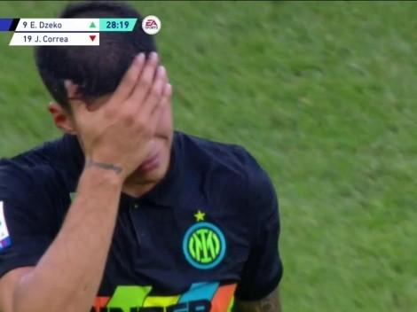 VIDEO: Tucu Correa se fue llorando tras salir lesionado
