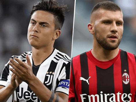 EN VIVO: Juventus vs. Milan por la Serie A