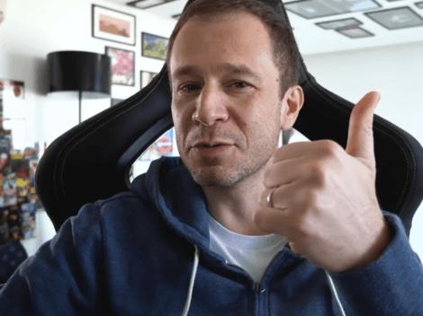 GeForce Garage recebe Tiago Leifert para falar sobre sua vida de gamer