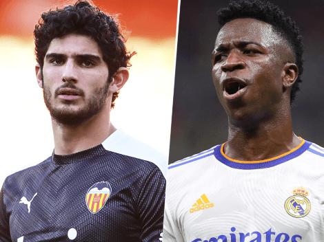 EN VIVO: Valencia vs. Real Madrid por La Liga