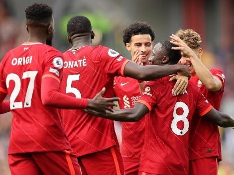 Liverpool termina o sábado (18) na liderança da Premier League; confira todos os resultados