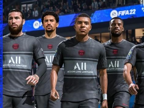 FIFA 22: PSG, Milan, Tottenham e Liverpool exibem status de seus jogadores no jogo