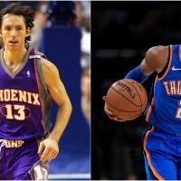 El jugador de Oklahoma City Thunder que se comparó con Steve Nash