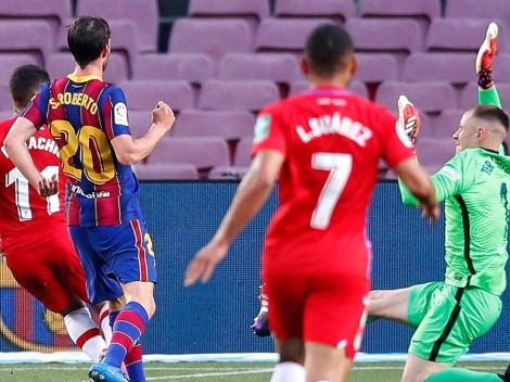 Posibles formaciones de Barcelona vs Granada: duelo de necesidades