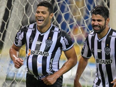 Atlético-MG mantém vantagem na liderança e Palmeiras volta a vencer como visitante; veja os resultados deste sábado (18) pelo Brasileirão