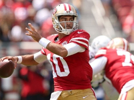 Philadelphia Eagles vs San Francisco 49ers: Predictions, odds, and how to watch 2021 NFL season in the US