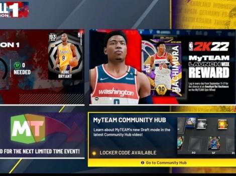 NBA 2K22: Nuevo código con recompensas gratuitas disponible por tiempo limitado