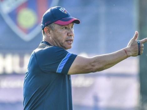 La dura autocrítica que hace Nacho Ambriz en su paso por el Huesca